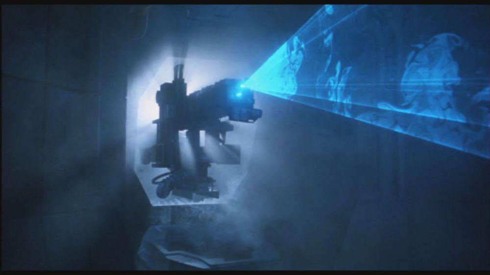 Adrian Biddle : Aliens (2/6)