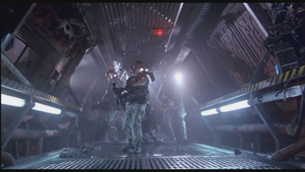 Adrian Biddle : Aliens (5/6)