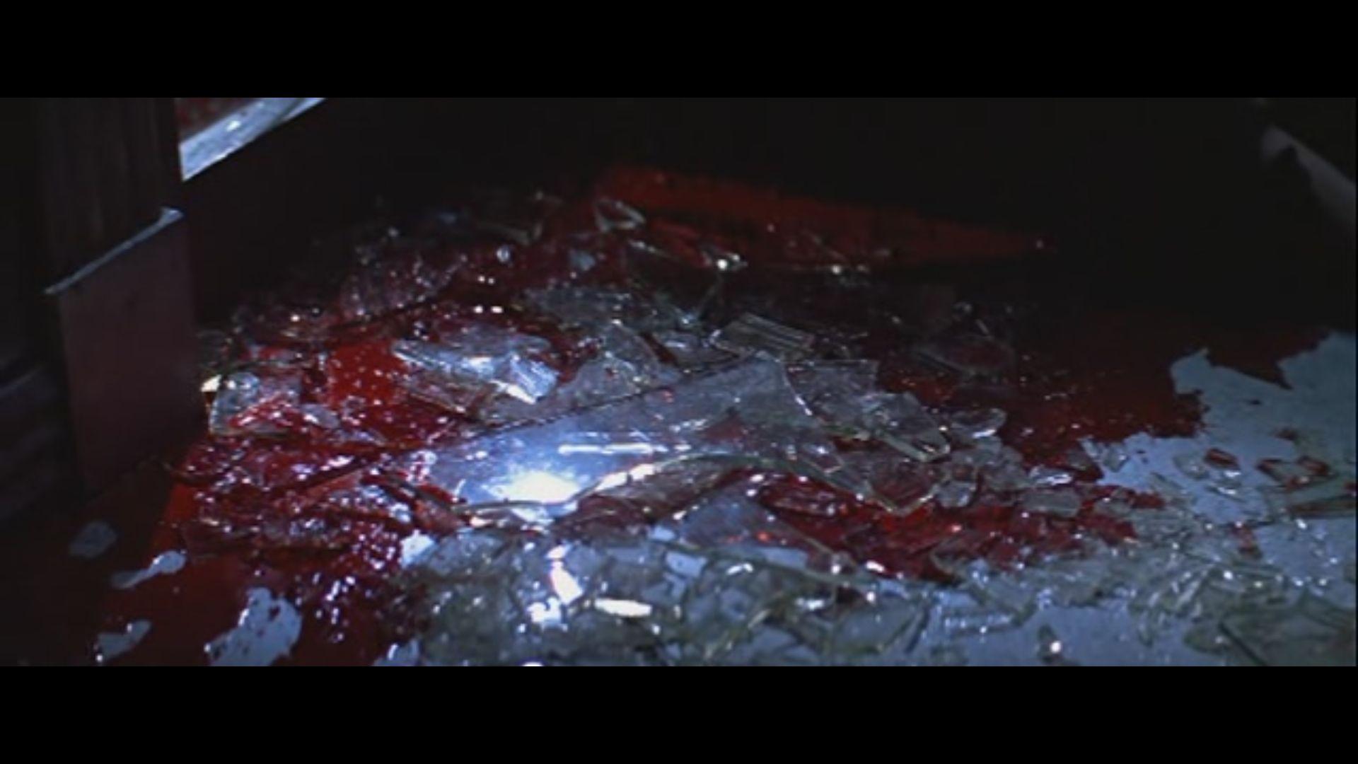 Jan debont pi ge de cristal neuvi me partie l 39 antre for Briser un miroir